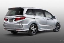 Honda Odyssey J EX-V 2017