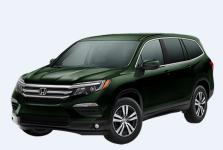 Honda Pilot EX 4WD 2017