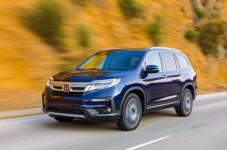 Honda Pilot LX 4WD 2019