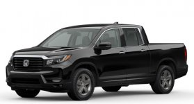 Honda Ridgeline Black Edition 2022