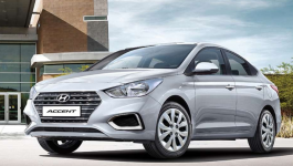 Hyundai Accent Sedan 1.6 CRDi GL AT 2019