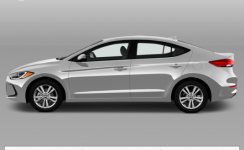Hyundai Elantra GLS Sedan 2018