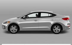 Hyundai Elantra L Sedan 2018