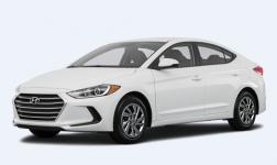 Hyundai Elantra LE Sedan 2018