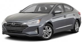 Hyundai Elantra Limited IVT 2020