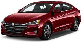 Hyundai Elantra Limited IVT SULEV 2020