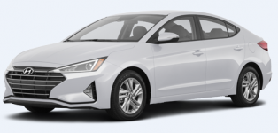 Hyundai Elantra Preferred Auto 2019