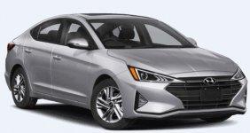 Hyundai Elantra SEL IVT 2020