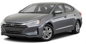 Hyundai Elantra SE IVT 2020