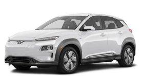 Hyundai Kona EV SEL 2020
