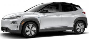 Hyundai Kona Electric Premium Dual Tone 2019