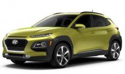 Hyundai Kona Limited DCT AWD 2020
