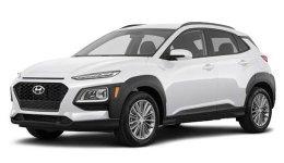 Hyundai Kona SEL AWD 2020
