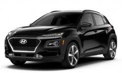 Hyundai Kona SEL AWD 2021