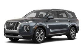 Hyundai Palisade Limited AWD 2020