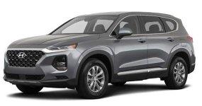 Hyundai Santa Fe SE Auto 2020