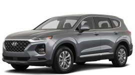 Hyundai Santa Fe SEL 2.4L Auto 2020