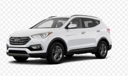 Hyundai Santa Fe Sport 2.4L Premium AWD 2018