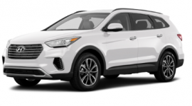 Hyundai Santa Fe XL Preferred 2019