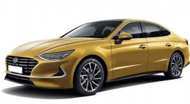 Hyundai Sonata SEL Plus 1.6T 2021