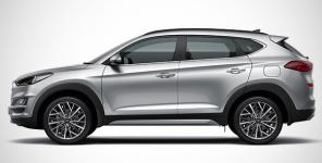 Hyundai Tucson 2.0 GL MT 2019