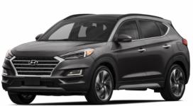 Hyundai Tucson Essential AWD 2019
