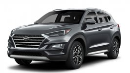 Hyundai Tucson Limited 2021