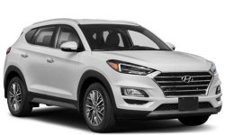Hyundai Tucson Limited AWD 2020