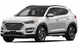 Hyundai Tucson Luxury AWD 2019