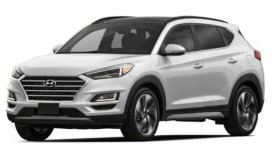 Hyundai Tucson Preferred AWD 2019