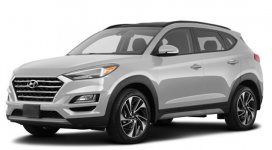 Hyundai Tucson Ultimate AWD 2019