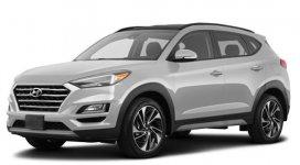 Hyundai Tucson Ultimate AWD 2019