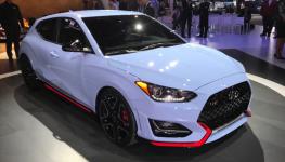 Hyundai Veloster Auto 2019