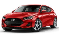 Hyundai Veloster Manual 2021
