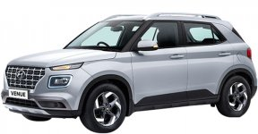 Hyundai Venue S 1.0 AT Petrol 2019