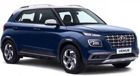 Hyundai Venue S 1.0 Petrol 2019