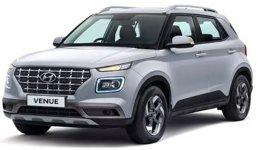 Hyundai Venue S 1.2 Petrol 2019