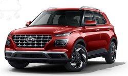 Hyundai Venue SEL Auto 2020