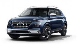 Hyundai Venue Denim 2022