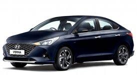 Hyundai Verna 1.5 CRDi SX MT 2020