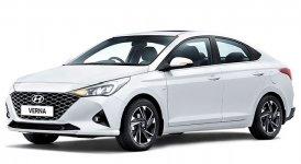 Hyundai Verna 1.5 MPI SX IVT 2020