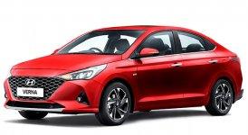Hyundai Verna 1.5 MPI SX MT 2020