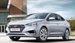Hyundai Accent 1.4 GL AT With Airbags 2019