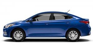 Hyundai Accent SEL 2022