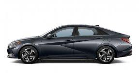 Hyundai Elantra Hybrid Limited 2022