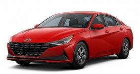 Hyundai Elantra SE IVT 2021