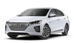Hyundai Ioniq Electric Limited 2021