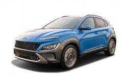 Hyundai Kona Limited AWD 2022