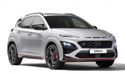 Hyundai Kona N DCT 2022