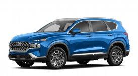 Hyundai Santa Fe Hybrid Blue 2021